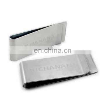stainless iron cool money clips for men