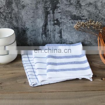 cotton yarn dyed tea towel