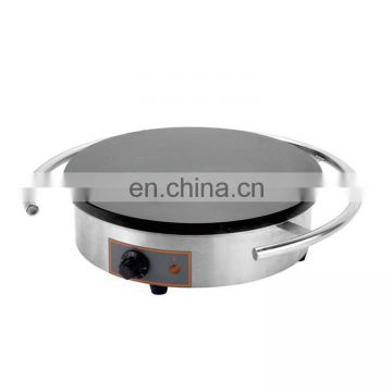 electric automatic mini pancakemakercrepemachine