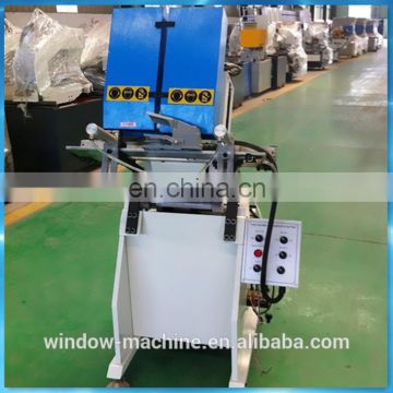 CNC corner cleaning machine JQK04-120 PVC window machine
