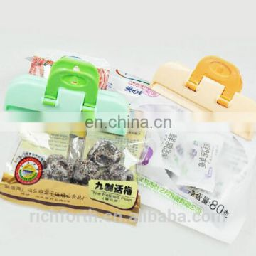 hanging bag clip with various designs and colours