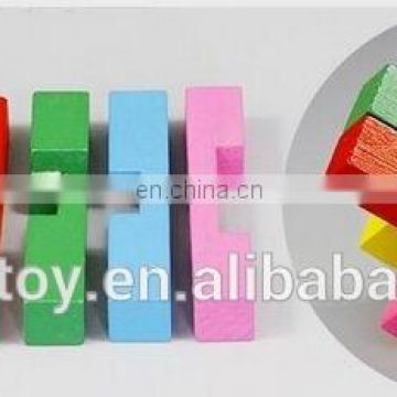 Special Offer ! blocks, Wood educational toys and baby toys