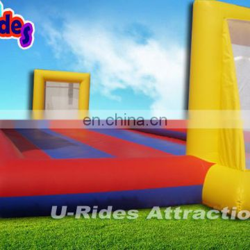 hot sale inflatable football pitch