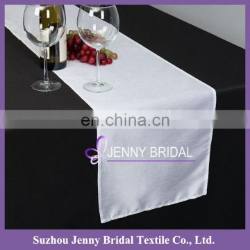 TR169A taffeta shantung fabric table covers and runners