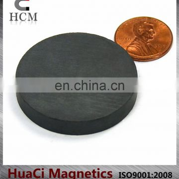 Ferrite Magnet Disc used for industrial field Ceramic magnet