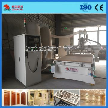 COSEN CNC atc woodworking machining center 1325 cnc router