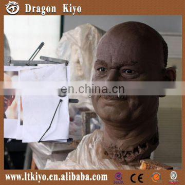 High quality fiberglass simulation human model
