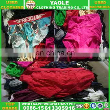 Cheapest used clothes bundle mixed rags used clothing