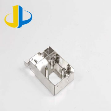 Titanium Brass Metal Machined Parts Electronic Laser Cutting