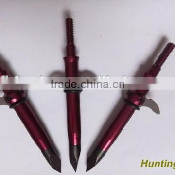 2 Blade Broadheads 100Grain Hunting Arrowhead And Broadheads For Compound Bow And Arrow Hunting