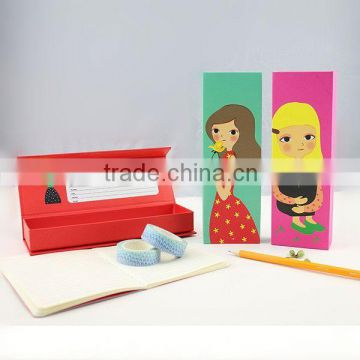 XG-2007 new products large pencil box hard cover pencil box paper pencil box