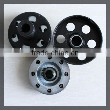 Performance mini clutch for lawn mower