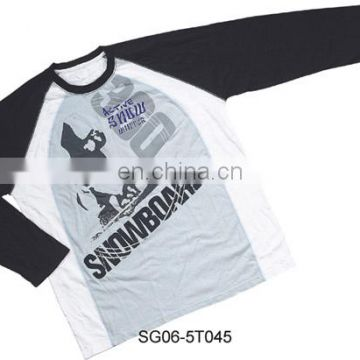 Long Sleeve T-shirt(SG06-5T045)