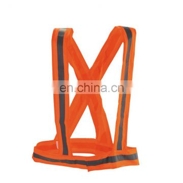 High Visibility Reflective Safety Belt Motorcycle