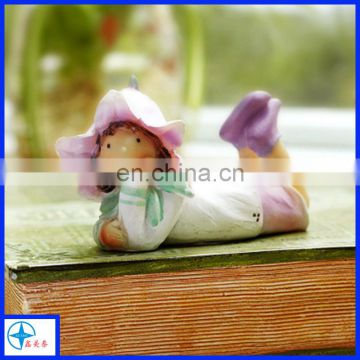 resin angel female figure