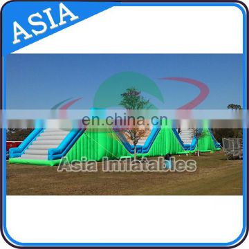 Giant Adult Inflatable Obstacle Course For Sale, Indoor / Outdoor Playground At Cheap Price