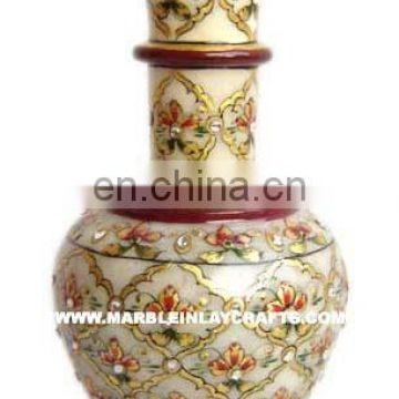 Top Quality Marble Flower Vase