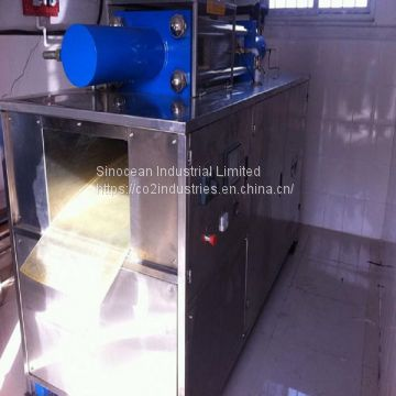 Dry Ice Block Machine JHK300