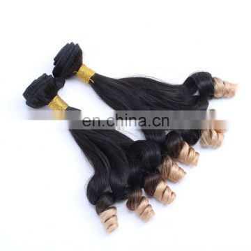 Cuticle aligned hair from india cheap good quality weave