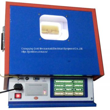GDYJ-502A Portable Transformer Oil dielectric strength tester for insulating oil BDV testing
