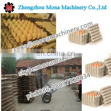 Full-automatic big capacity 1000-4500pcs/h paper pulp egg tray machine | egg tray making machine