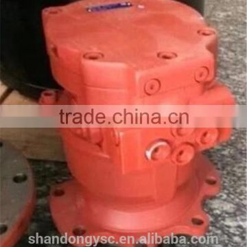 excavator parts hydraulic swing motor with gearbox, PC56-7