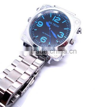 1080P IR night vision&Waterproof Wrist Hidden Camera Watch with sound control Function