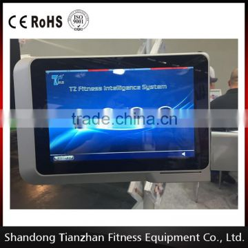 2016 Hot Sale Gym Club Equipment Intelligent System Gym Equipment TZ-005 Seated Chest Press(China TZFITNESS)