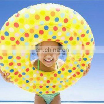direct manufacturer PVC baby swimming inflatable ring
