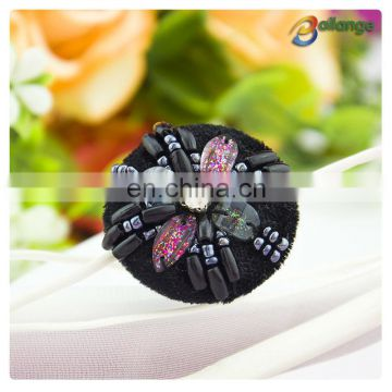 Bailange handmade beaded decorative custom fashion buttons for children's sweaters