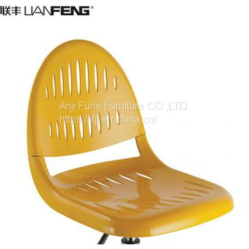 Fabulous Modern Abs Chair 360 Degree Swivel Bar Stool With Back And Caraccident5 Cool Chair Designs And Ideas Caraccident5Info