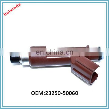 Car Accessories spare parts 23250-50060 2325050060 land cruizer fuel injector/injector nozzle