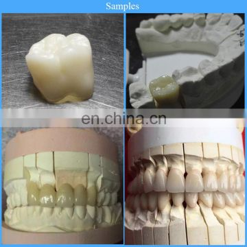 CAD CAM open system High Quality Dental Lab Ceramic Zirconia Blocks