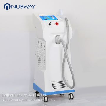 No pains professional 808nm diode  laser hair removal machine for clinic use