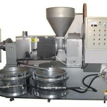3-4 T/24h Commercial Oil Press Machine Screw Oil Press Machine
