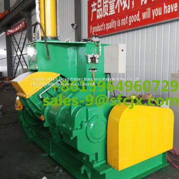 Hydraulic Tilting Banbury Rubber Kneader with CE,SGS,ISO