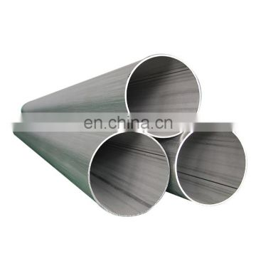 Weld round and square stainless steel pipe