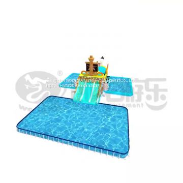 used swimming pool slide, cheap inflatable bouncer slide ...