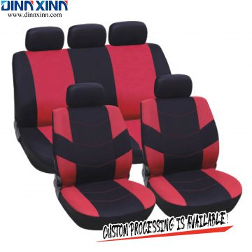 DinnXinn Volkswagen 9 pcs full set sandwich car seat covers toyota corolla manufacturer China