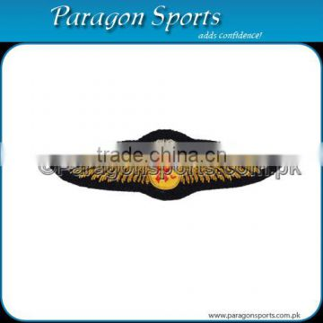 Bullion Handmade Embroidered Military Wing PS-4008