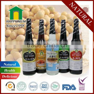 HACCP Chinese Supplier Tasty Dressing Sauce 625ml of