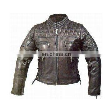Gents Leather Jacket Art No: 990