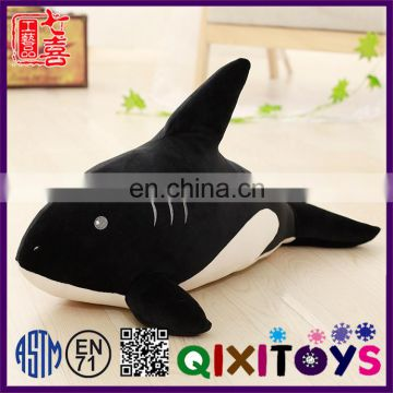Good quality stuffed animal soft shark toys wholesale