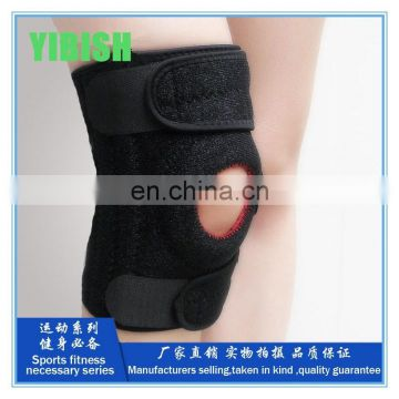Knee Brace Support - Relieves ACL, LCL, MCL, Meniscus Tear, Arthritis, Tendonitis Pain. Open Patella Dual Stabilizers Non #HX-01