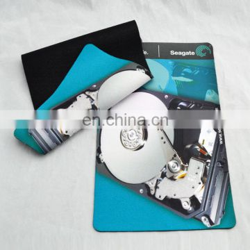 Sublimation printing personalized custom microfiber mouse pad