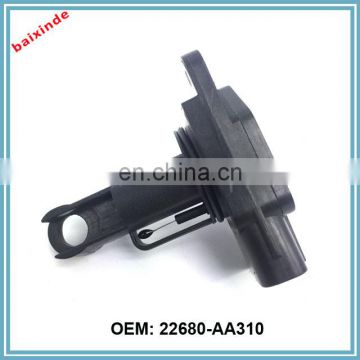 Mass Air Flow Sensor OEM 22680-AA310 For Subarus 22680AA310