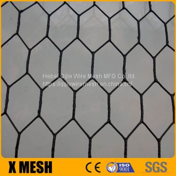 25mm mesh sizes 20gauge 900mm x 25mtrs roll Hexagonal wire mesh netting for chicken wire