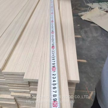 XINFUSHI Supply FSC Certificated straight lvl wood bed slats