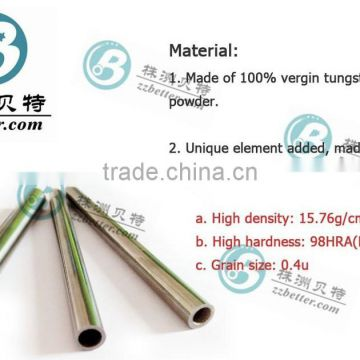uper Abrasion Tungsten Carbide Water Jet Nozzle Used For Water Jet Cutting Machine