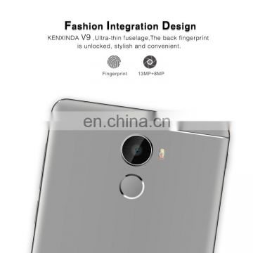 KEN XIN DA V9, 4G Phone, ,HK Stock, 6.0 inch Android 6.0,RAM2GB ROM16GB,WCDMA,FDD-LTE 2 Camera 8MP Drop Shipping